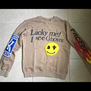 Brand New Kids See Ghosts Lucky Me Crewneck